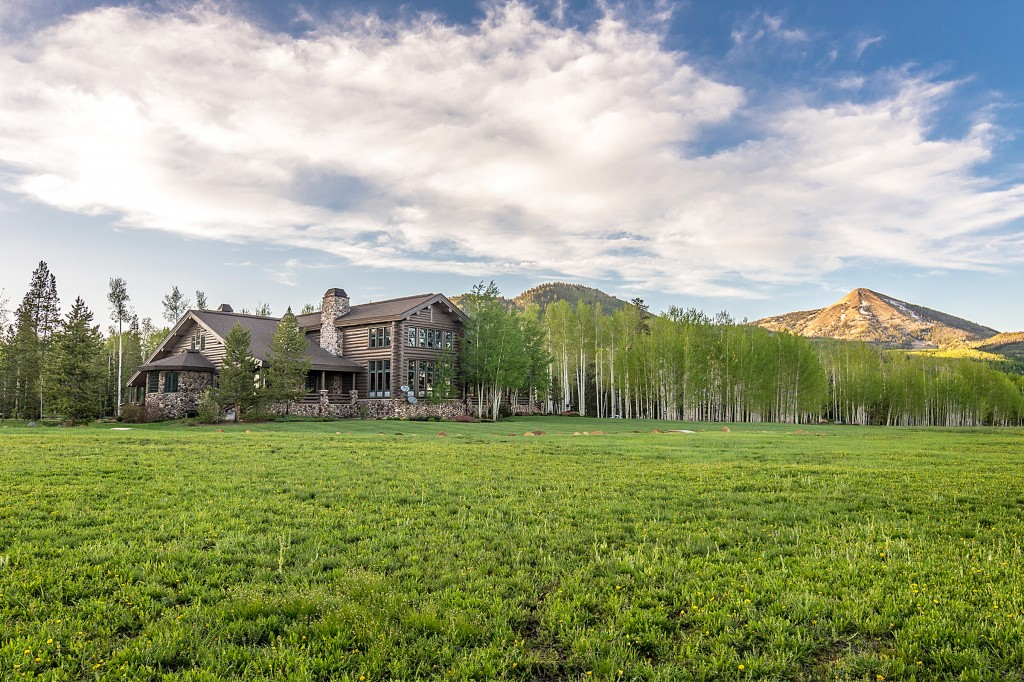 Estate in Steamboat Springs, CO